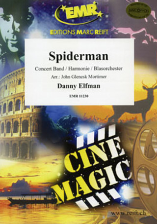Danny Elfmann: Spiderman