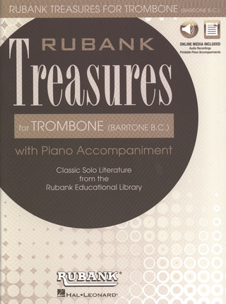 Rubank Treasures for Trombone