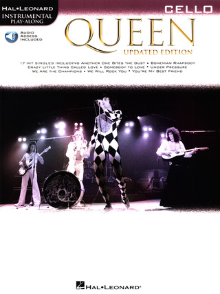 Queen – Updated Edition (Cello)