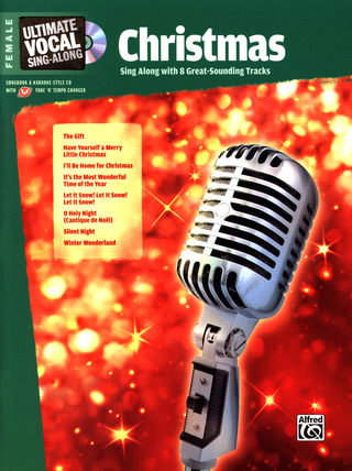 Ultimate Vocal Sing-Along: Christmas – Female Voice