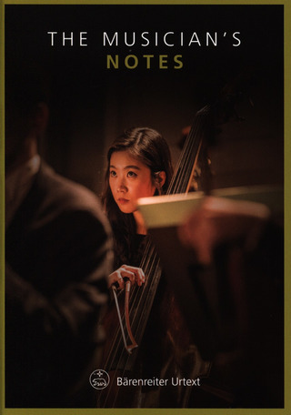 The Musician's Notes - Kontrabass