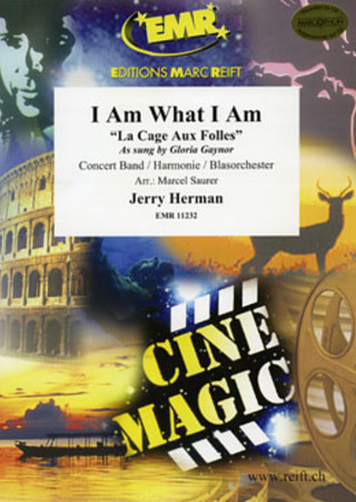 Jerry Herman: I Am What I Am