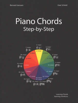 Bernard Janssen et al.: Piano Chords Step-by-Step
