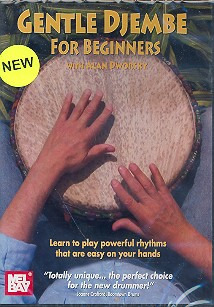 Alan Dworsky: Gentle Djembe for Beginners 1