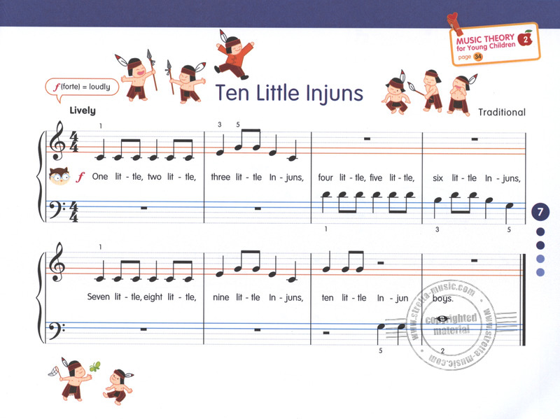 MUSIC THEORY FOR YOUNG CHILDREN BOOK 1 Ying Ying Ng Poco Sheet Music Book