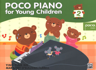 Ying Ying Ng / Margaret O'Sullivan Farrell: Poco Piano for young Children vol.2