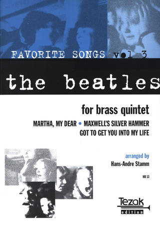 The Beatles: Favorite Songs 3