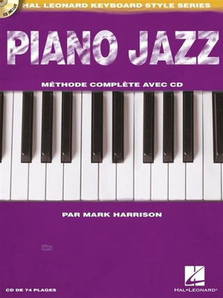 Mark Harrison: Piano Jazz
