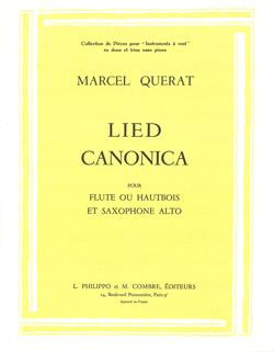 Marcel Querat: Lied Canonica