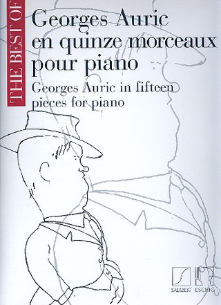Georges Auric: The Best of Georges Auric