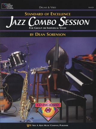 Dean Sorenson: Standard Of Excellence - Jazz Combo Session