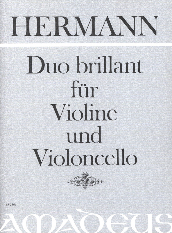 Hermann Friedrich: Duo Brilliant Op 12 G-Dur