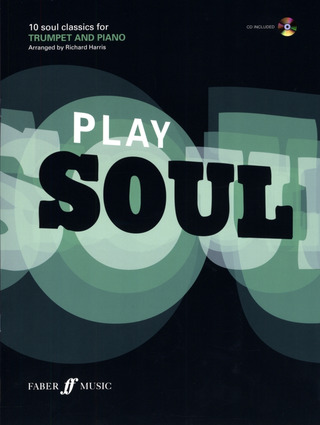 Play Soul (Trumpet) Tpt Book/Cd