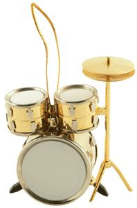 Ornament Drum Set