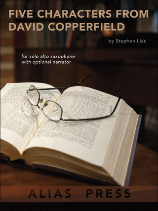 Stephen Lias: Five Characters from David Copperfield