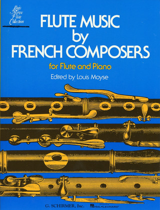 Flute Music By French Composers (Moyse)