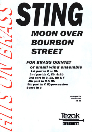 Sting: Moon Over Bourbon Street