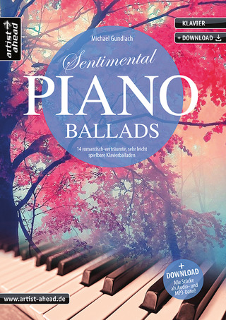 Michael Gundlach: Sentimental Piano Ballads