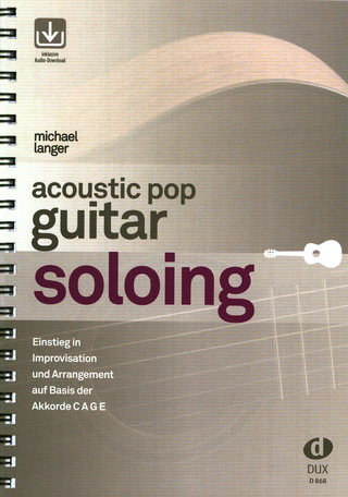 Michael Langer: Acoustic pop guitar soloing