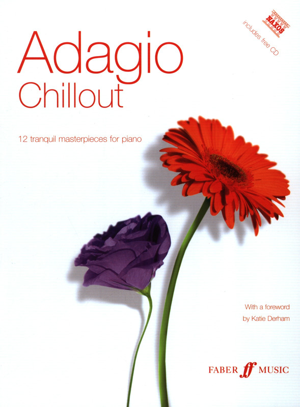 Adagio Chillout Pf Book/Cd