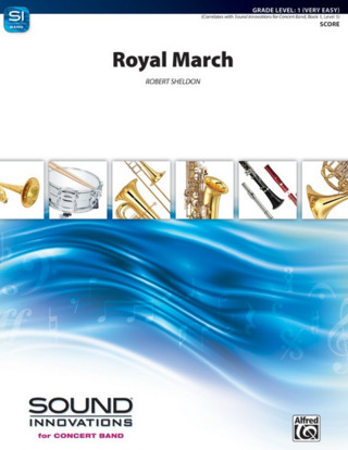 Robert Sheldon: Royal March