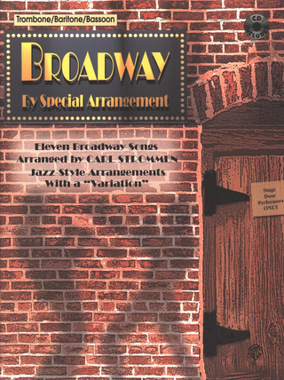 Broadway By Special Arrangement