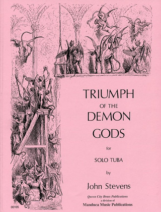 John Stevens: Triumph of the Demon Gods