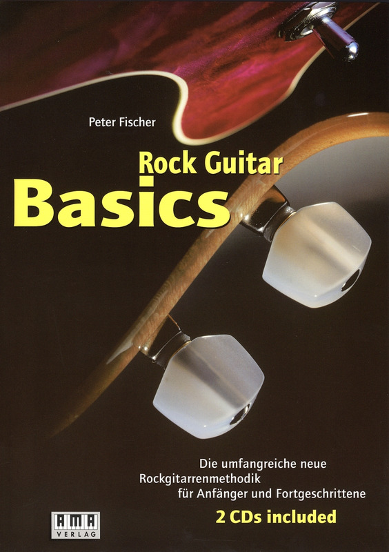 Peter Fischer: Rock Guitar Basics (1995)