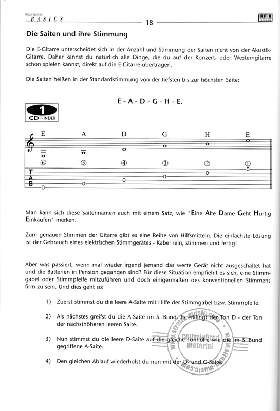 Peter Fischer: Rock Guitar Basics (1995) (4)
