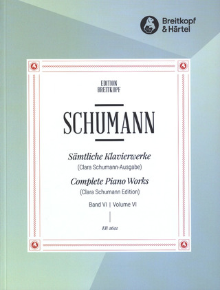 Robert Schumann: Complete Piano Works 6