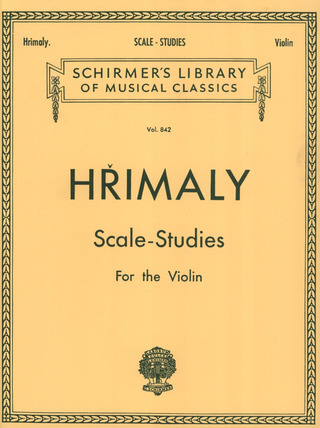 Jan Hřímalý: Scale – Studies
