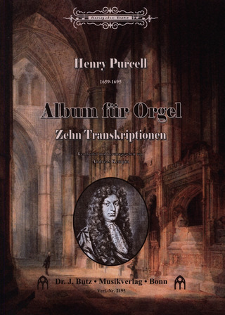 Henry Purcell: Album Fuer Orgel
