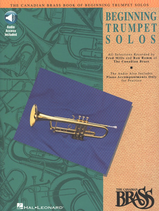 Canadian Brass: Beginning Trumpet Solos