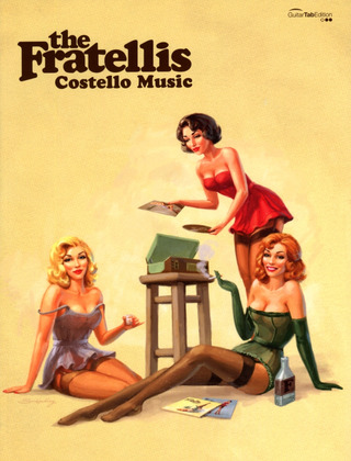 The Fratellis: Costello Music Tab Book