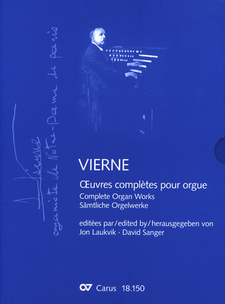 Louis Vierne: Complete Organ Works