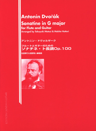 Antonín Dvořák: Sonatine G in major op. 100