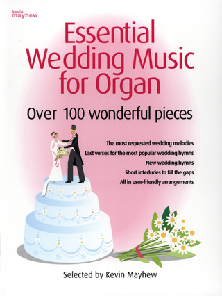 Essential Wedding Music for Organ