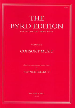 William Byrd: Consort Music