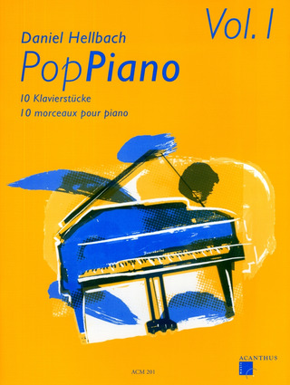 Daniel Hellbach: Pop Piano 1