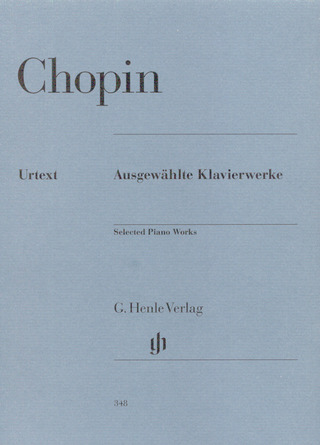 Frédéric Chopin: Selected Piano Works