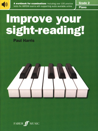 Paul Harris: Improve your sight-reading! Grade 2
