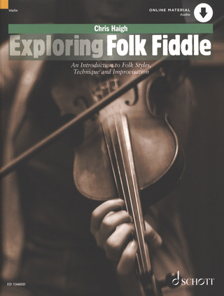Chris Haigh: Exploring Folk Fiddle