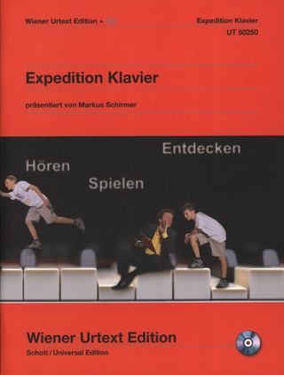 Expedition Klavier