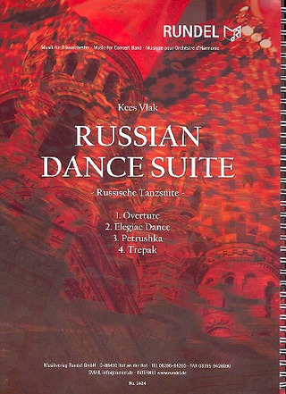 Kees Vlak: Russian Dance Suite