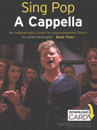Sing Pop A Cappella - Book Three