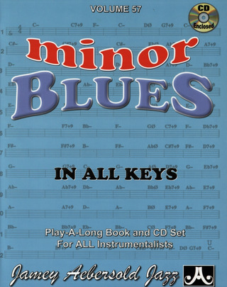 Jamey Aebersold: Minor Blues In All Keys