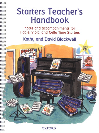 David Blackwell et al.: Starters Teacher's Handbook