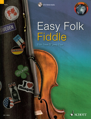 Easy Folk Fiddle