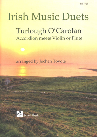 Turlough O'Carolan: Irish Music Duets
