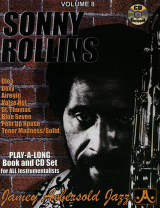 Jamey Aebersold: Sonny Rollins